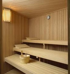 Fabricaci�n y venta de saunas de interior a medida
