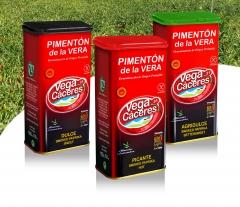 PIMENTON DE LA VERA VEGACACERES LATAS DE 160 G. NETO