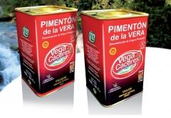PIMENTON DE LA VERA LATA 750 G. NETO VEGACACERES DULCE Y PICANTE