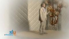 Figuras personalizadas para tartas de boda de threedee-you foto-escultura 3d-u