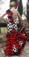 vestido flamenca 2015