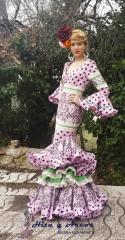 vestidos flamenca 2015