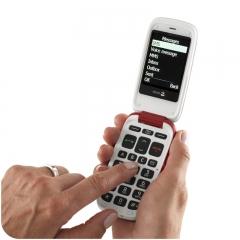 Tel�fono m�vil de f�cil uso