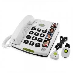 Teléfono con teleasistencia familiar
