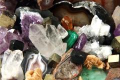 Venta de gemas y minerales