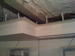 Remates de techos con piezas en z