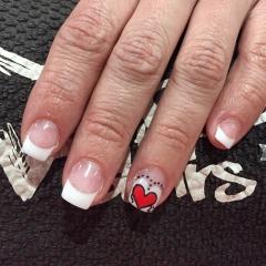 Nails for stars u�as de gel oviedo www.nailsforstars.com