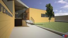 Infografia 3D Salamanca Arq3Design