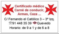 Foto 136 vigilante de seguridad - Certificados Medicos   Fernando el Catolico  3