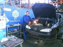 Arreglos vehiculos