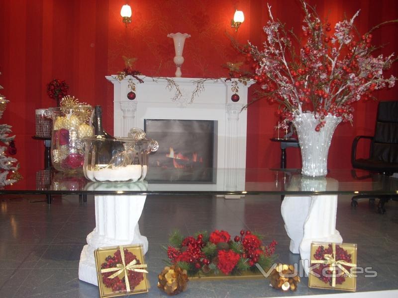 Foto exposicion ambiente y articulos decoracion navidad for Articulos de decoracion para navidad