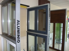 Carpinter�a en aluminio rpt