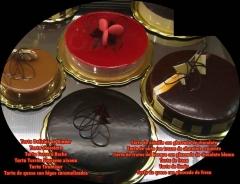 tartas de semifr�o, artesanales en lorca, murcia