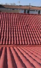 aislamiento de cubierta exterior con poliuretano
