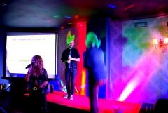 Iluminaci�n espectacular. laser show. efectos varios