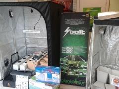 Armarios, Kits de cultivo, Iluminacion LED