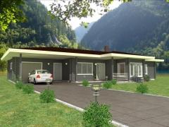 Casa de Madera Ecológica Suances 168