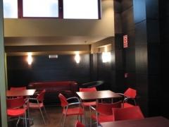 Instalaci�n hotelera - cafeteria