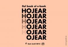 Sobre la evoluci�n de las palabras. Creatividad Sant Jordi 2015.