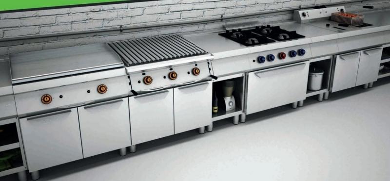 Foto Equipamiento Industrial Para Cocinas De Bares Restaurantes - Cocinas-de-bares