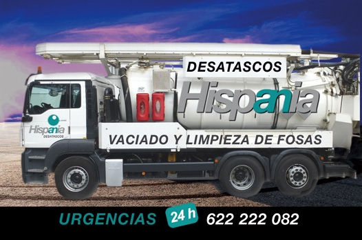 Desatascos y limpieza de tuber�as Hispania