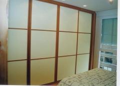 Armario corredero panel japon�s