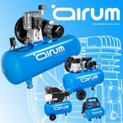 Compresores de piston gama airum