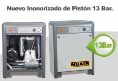Compresores de piston 13 bar insonorizados