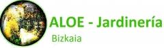 Nuevo LOGO ------  www.ALOE-Jardineria.es