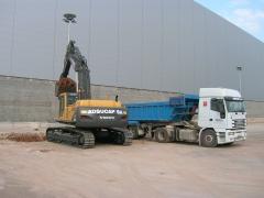 Excavaciones y transportes