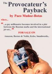 The provocateurs payback novel by paco muñoz-botas