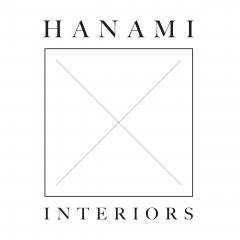Dise�o del logotipo Hanami Interiors