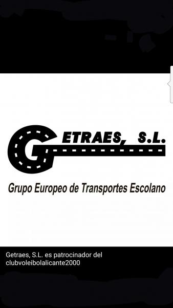 GETRAES S.L  GRUPO EUROPEO DE TRANSPORTES ESCOLANO.