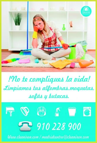 Clean & Iron Madrid Centro