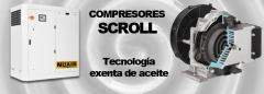 Compresores scroll exentos de aceite nuair_ airum logistic