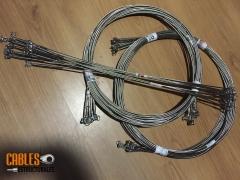 Tirantas cable inox para barandillas