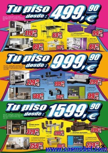 Muebles casmobel ahorro total madridejos toledo for Dormitorios ahorro total
