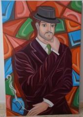 Javier ben�tez toyos - pintor - pintura oleo