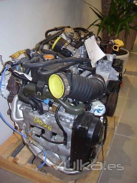 Motor Subaru