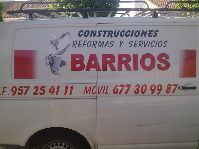 Construcciones Reformas y Servicios Barrios