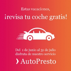 Revisamos tu coche gratis!!!