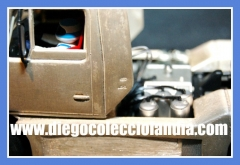 Cami�n sisu de plata de fly car model en diego colecciolandia. www.diegocolecciolandia.com . slot