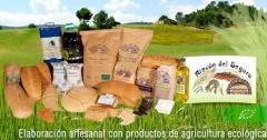 Productos del rinc�n del segura (pan, harinas, granos, az�car, etc. )