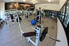 Gimnasio instalado por ortus fitness