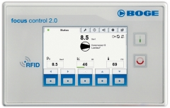 Con el sistema focus 2.0 de BOGE, �todo bajo control!