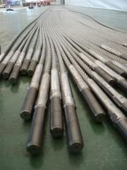 Terminales roscados para cable