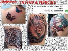 Foto 4 centros de belleza en Cuenca - Ink Furious R.d.r. Tattoo & Piercing
