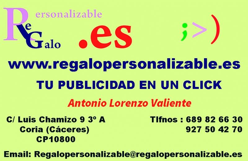 regalopersonalizable.es