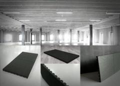 Instalaci�n salas de gimnasios, centros deportivos,entrenamiento.