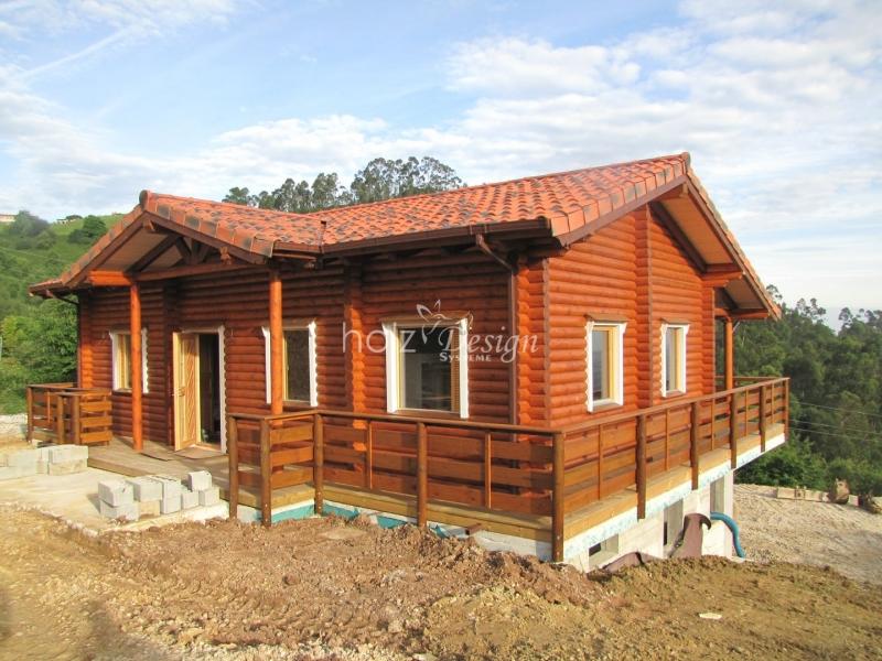 Holz Design Systeme :: Estructuras de Madera